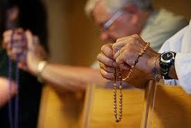 El Rosario Arquidiocesano se realizará este sábado 31 a las 17:00 horas. Foto: Cathopic