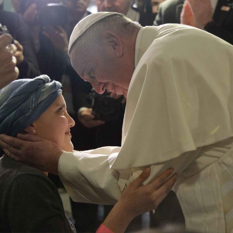 Ambiente de salud. Foto: Vatican Media