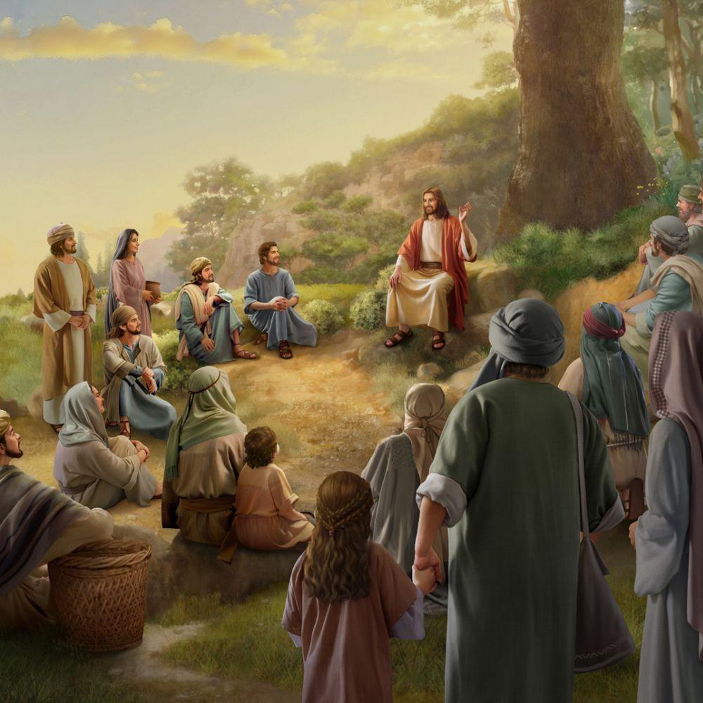 Jesús nos enseña en sus bienaventuranzas la riqueza de la pobreza. Foto: Especial