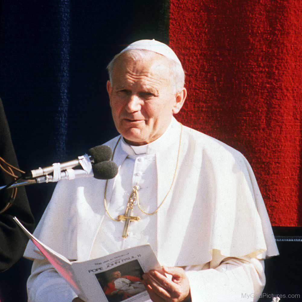 Para Juan Pablo II la familia fue el núcleo de muchas homilías y discursos. Foto: Especial
