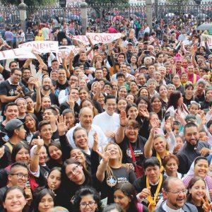 Gran parte de las actividades de la Megamisión 2020 se harán de manera virtual. Foto: Miguel Ávila/DLF
