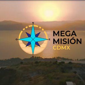 Este es el logotipo de la Megamsión 2020. Foto: Megamisión