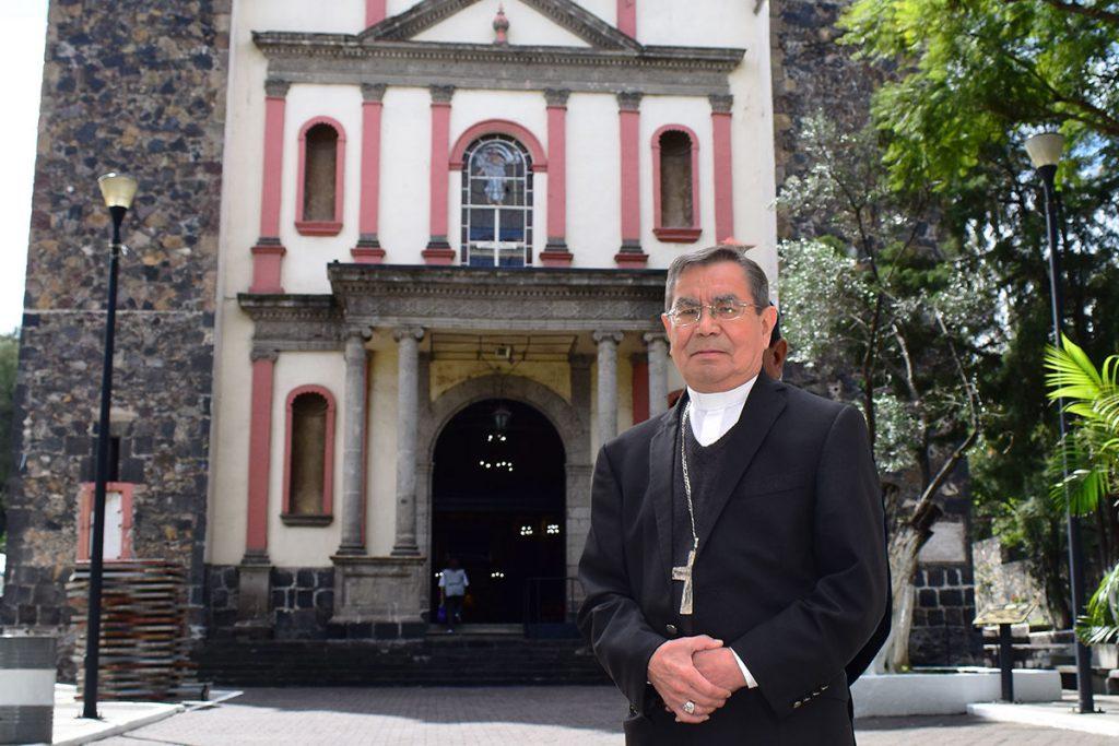 Monseñor Jesús Antonio Lerma, encabezará la Misión católica 2020-2021. Foto: Desde la fe