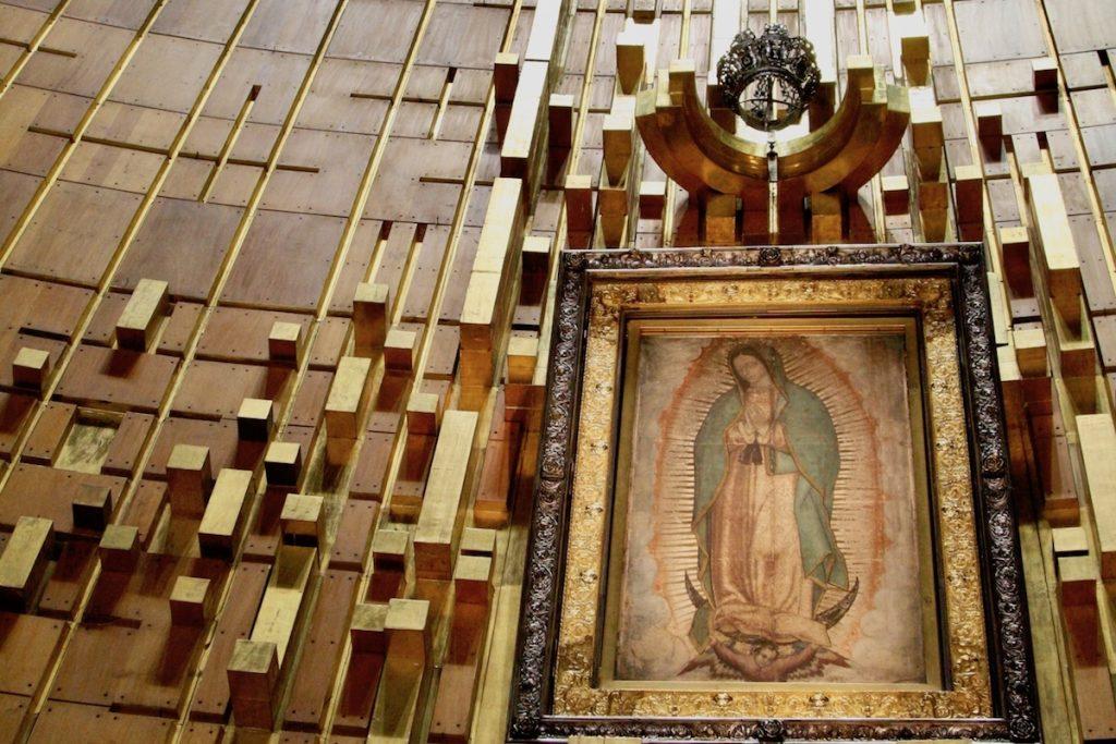 Las celebraciones de la Virgen de Guadalupe se llevarán a cabo de manera virtual. Foto: DLF