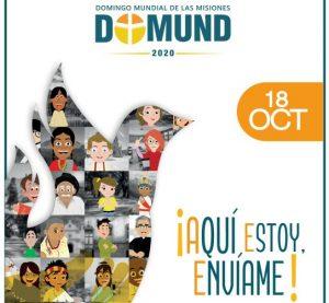 DOMUND Catequesis infantil 2020