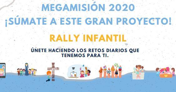 Rally para niños MM2020