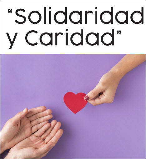 Solidaridad y caridad