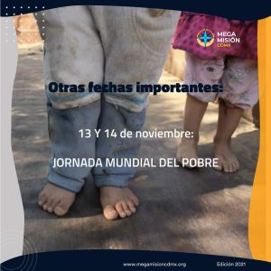 211113 MMCdMx Jornada Mundial del Pobre