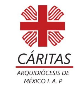 Cáritas Logo Vertical