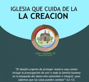Iglesia que cuida de la creación