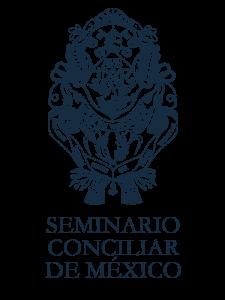 Logo del seminario (azul